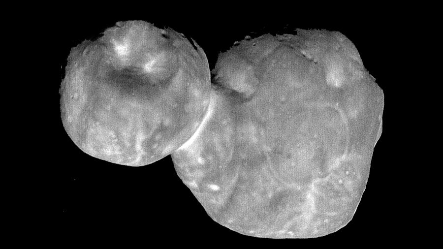 Ученые НАСА отыскали таинственные структуры на«плоской» планете