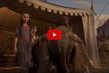 Disney опубликовал новый трейлер фильма «Дамбо» Тима Бертона