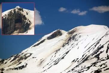 В США очевидцы запечатлели на видео НЛО над горой Адамс