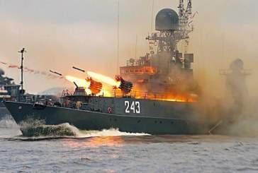 В России начали создание новых фрегатов, способных нести до 48 крылатых ракет