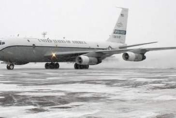Самолет ВВС США провел разведывательную операцию над Чукоткой
