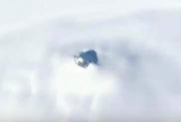Уфолог из Урала нашел НЛО во льду в Антарктиде