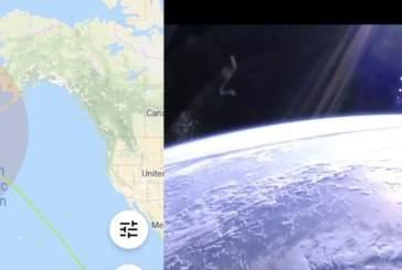 Уфологи сообщили о приближении к МКС цветного НЛО