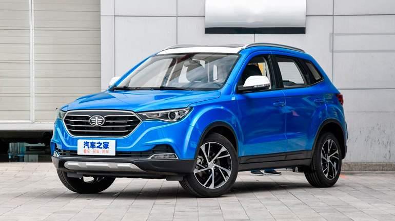 Кроссовер FAW Besturn X40 будут выпускать накалининградском «Автоторе»