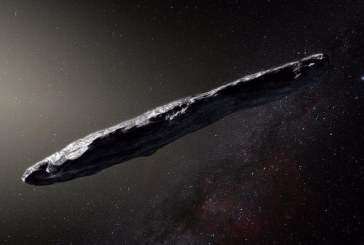 Астрономы объяснили аномальную скорость «инопланетного объекта» Оумуамуа