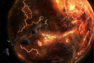 Ученые назвали древнюю Землю адом