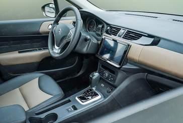 Удлиненный седан Citroen C4 2019 оснастили новым салоном