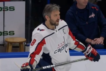 Овечкин поднялся на пятое место по голам в большинстве за всю историю НХЛ