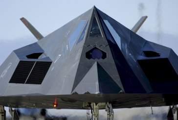 США отправили в Сирию самолеты-невидимки F-117 для обмана C-400