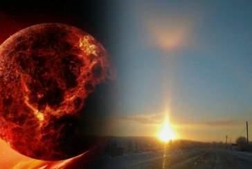 Над Крымом сняли тень планеты Нибиру