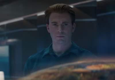 Мстители Финал — Капитан Америка
