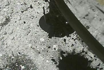 Японский зонд готовится устроить взрыв на астероиде Рюгу