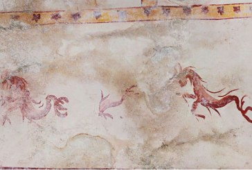 Во дворце Нерона найдена «тайная комната» с римскими фресками