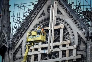 Нотр-Дам-де-Пари не получит новый архитектурный дизайн