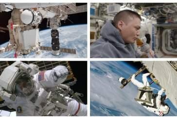 Россия пожаловалась NASA из-за запаха спирта на МКС