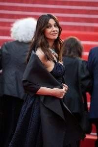 Моника Белуччи затмила красотой моделей в Каннах