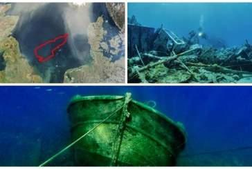 На дне Северного моря найден затерянный мир каменного века