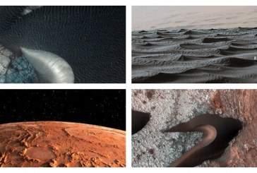 На Марсе зафиксировали уникальный феномен
