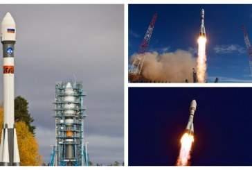 Ракета «Союз-2.1б» со спутником «Глонасс-М» успешно запущена с Плесецка