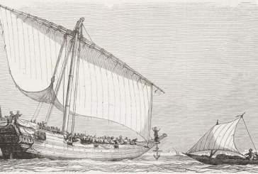 Обнаружен последний американский трансатлантический корабль рабовладельцев
