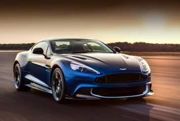 Новый спорткар Aston Martin Vanquish оснастят механической КПП
