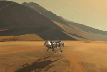 NASA отправит дрон на Титан в поисках жизни