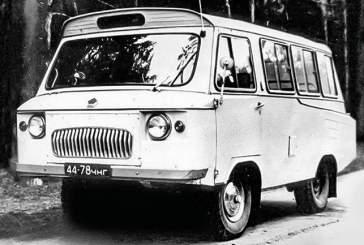 УАЗ показал фото забытой версии популярной «буханки»