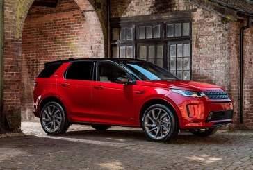 Land Rover назвал российские цены на обновленный Discovery Sport