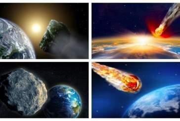 Опубликован список самых опасных астероидов для Земли