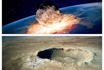 Найдено место падения крупнейшего в истории метеорита
