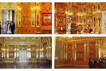 В Польше рассказали об успехах в поисках Янтарной комнаты