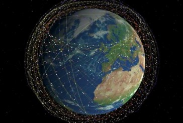 SpaceX потеряла контакт с тремя спутниками системы Starlink