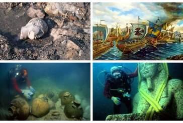 Археологи нашли артефакты саламинского сражения в Греции