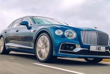 Эксклюзивный Bentley Flying Spur First Edition выставят на аукционе