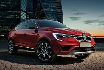 Renault Arkana отправляется в Гранд-Тур по дорогам России
