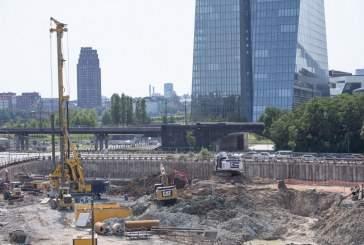 Власти эвакуировали центр Франкфурта для обезвреживания бомбы Второй мировой войны
