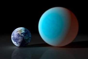 Стал известен состав атмосферы «мини-Нептуна»