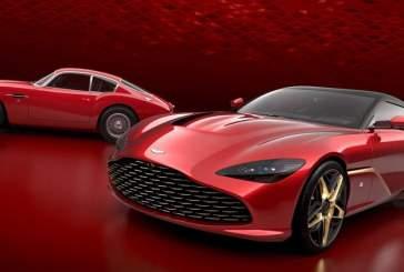 Aston Martin представил спорткар DBS GT Zagato