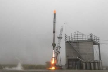 Японская ракета МОМО-4 рухнула в море после запуска