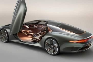 Bentley показал концепт электрического купе EXP 100 GT