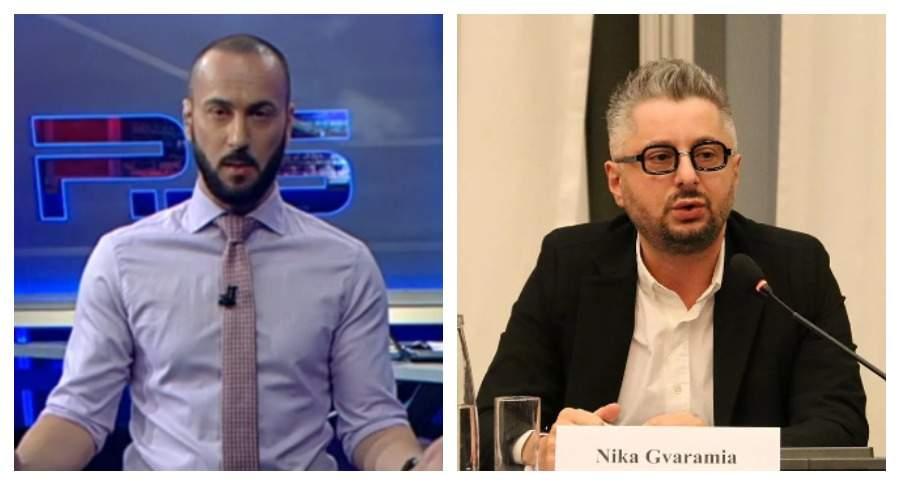 18 июля стало известно об увольнении генерального директора телеканала Рустави 2 Ники Гварамии который поддержал поступок журналиста Ге