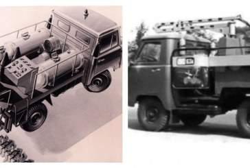Пользователи Сети вспомнили о необычной версии УАЗ «Головастика»