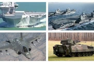 Эксперты назвали самую часто ломающуюся и проблемную боевую технику НАТО