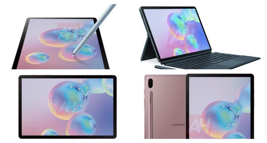 Официальные пресс-изображения планшета Самсунг Galaxy Tab S6— Фотогалерея дня