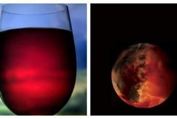Красное вино поможет людям в освоении Марса
