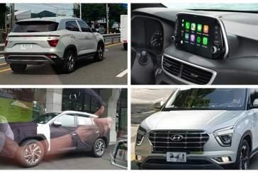 В Индии проходит испытание нового поколения кроссовера Hyundai Tucson