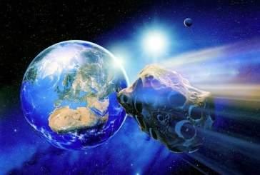 К Земле летит астероид размером с пирамиду Хеопса