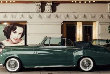 Эксклюзивный Rolls-Royce Элизабет Тейлор был выставлен на торги
