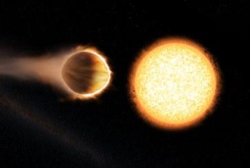 «Шипящий футбольный мяч»: Астрономы открыли новую экзопланету