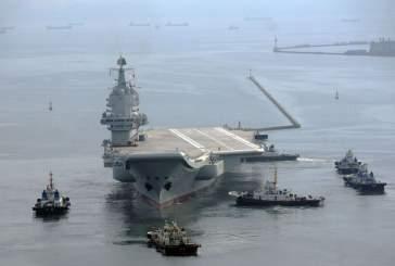 У первого построенного в Китае авианосца возникли проблемы
